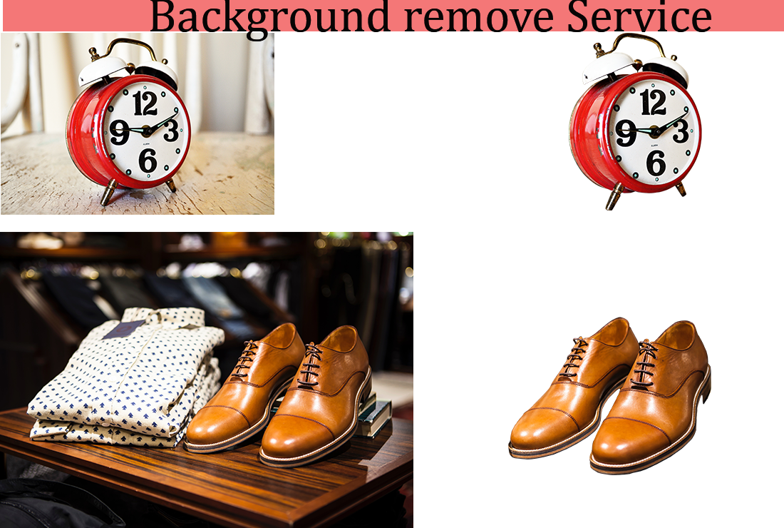 product photo background remove service