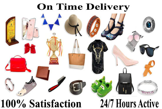 I will be your products images background removal Services