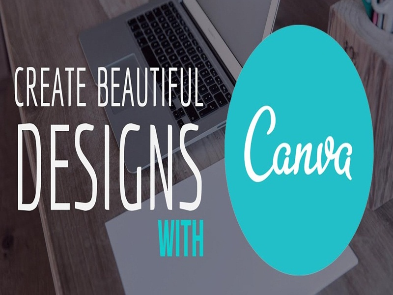 I will create stunning designs with canva