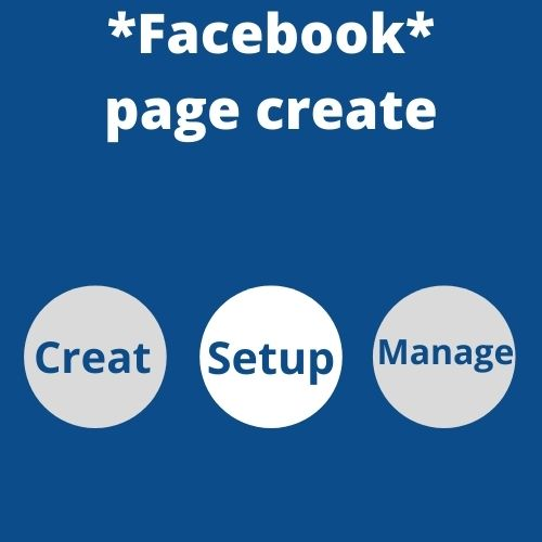 I will create a business page for facebook