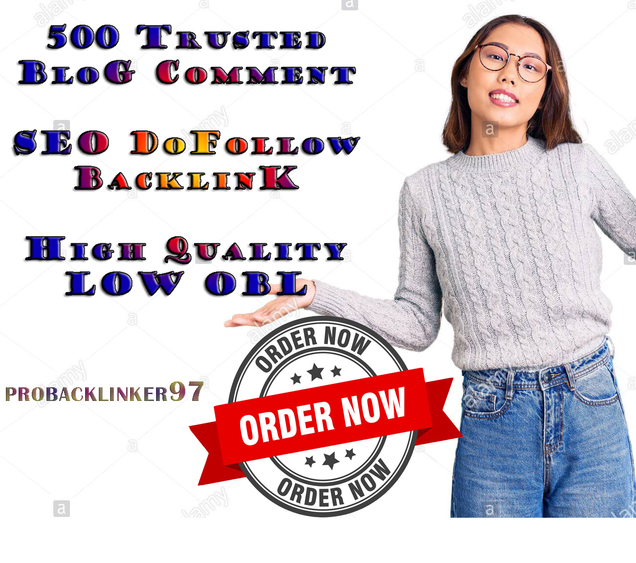 500 Backlinks from High DA-PA Domains Authority For your Google RANKINGS