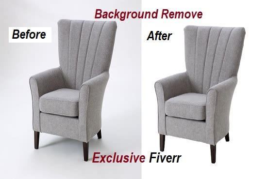 I will do image background remove by clipping path
