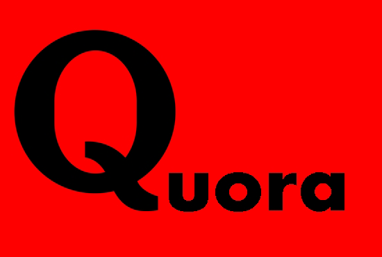 make your traffic through 50 high quality Quora Answer