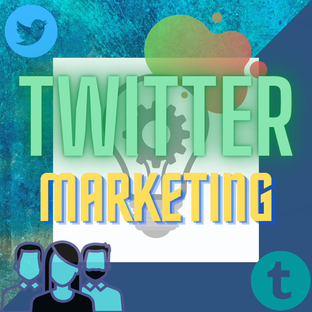 Twitter marketing and account management