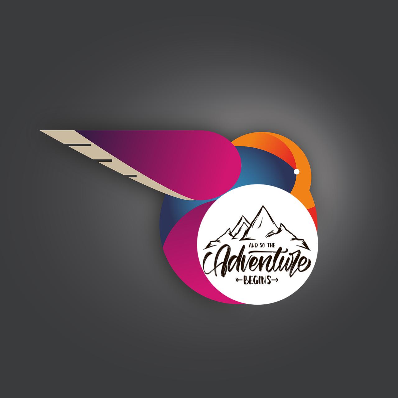 I have designed logo professionally