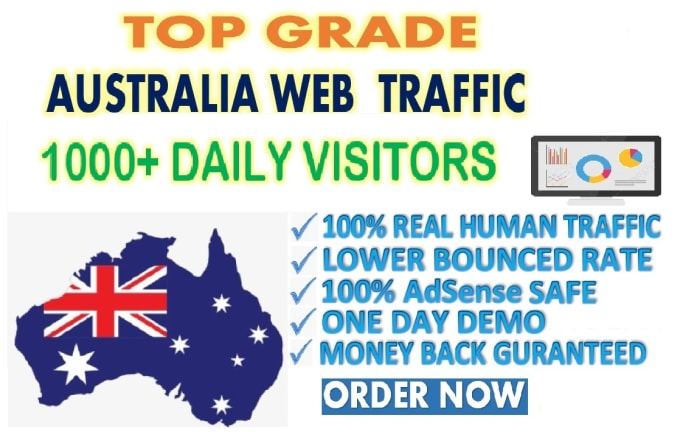 I will drive 30,000 traffic to your web site through social media marketing