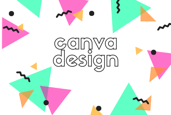 I will design social media templates and video using canva