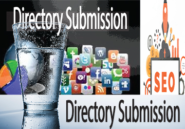 I will do directory submission to high authority website manually