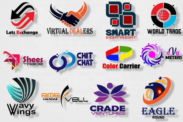I can create versatile, modern,  flat,  minimalist logo design in 12 hours