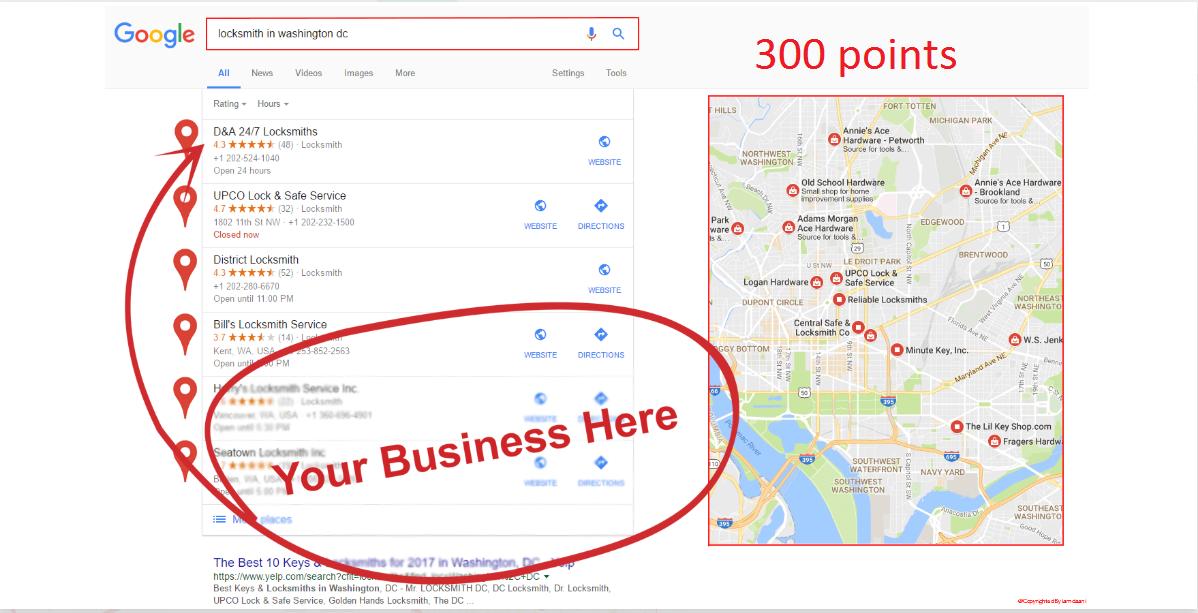 I will do 700 google maps citations for local business SEO