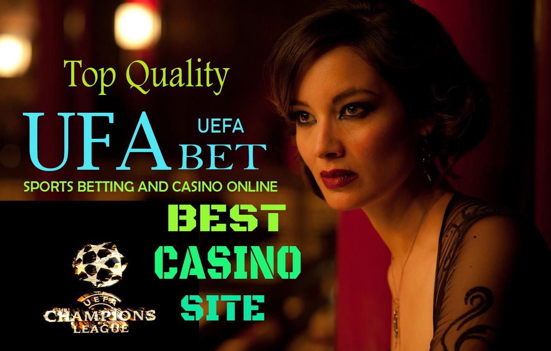 100 DA 50+ PBN Backlinks UFABET, Casino, Gambling, poker related sites.