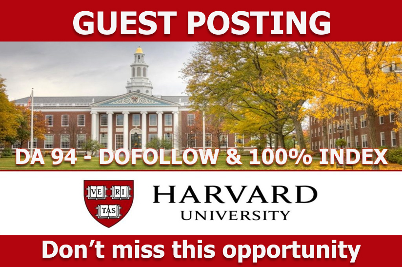 Guest Post On Blogs.harvard.edu DA94