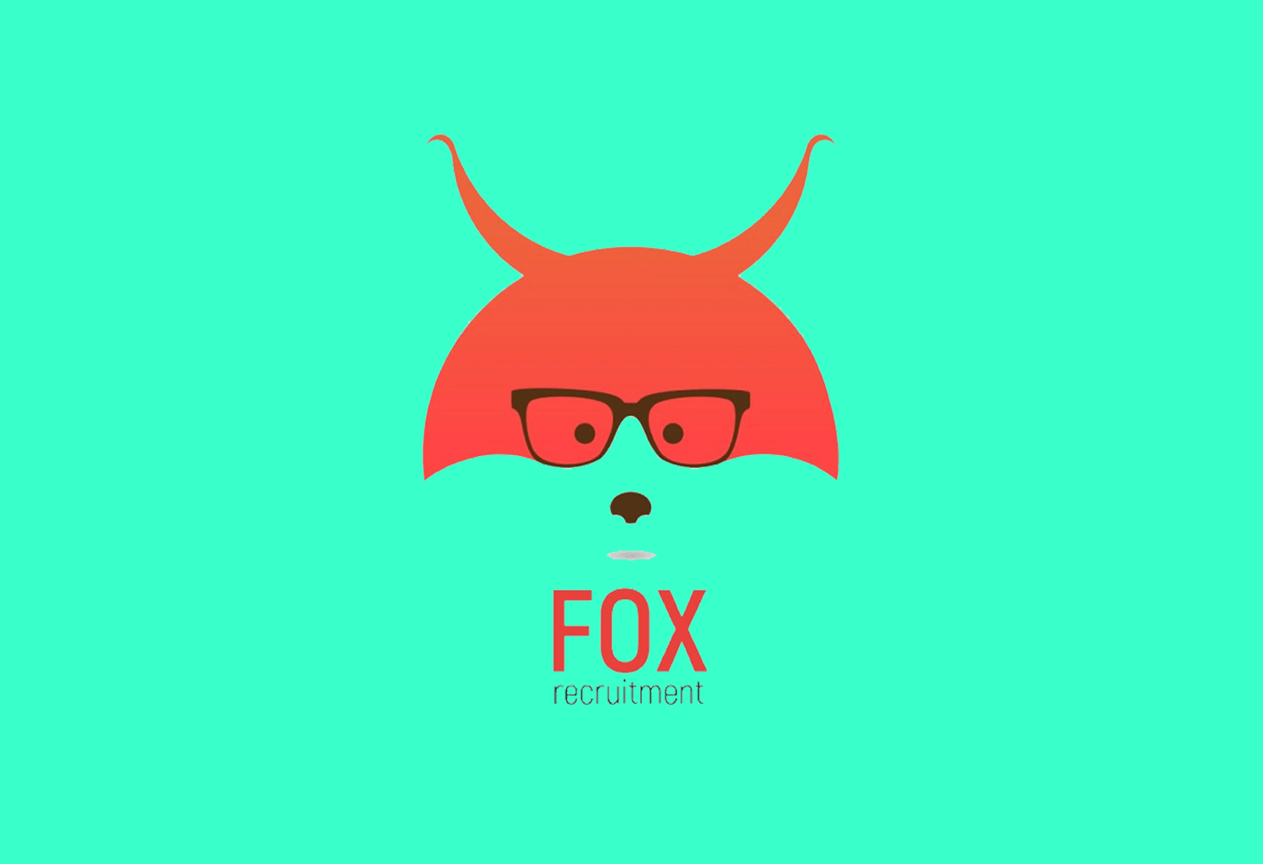 I will design a flat minimalist logo