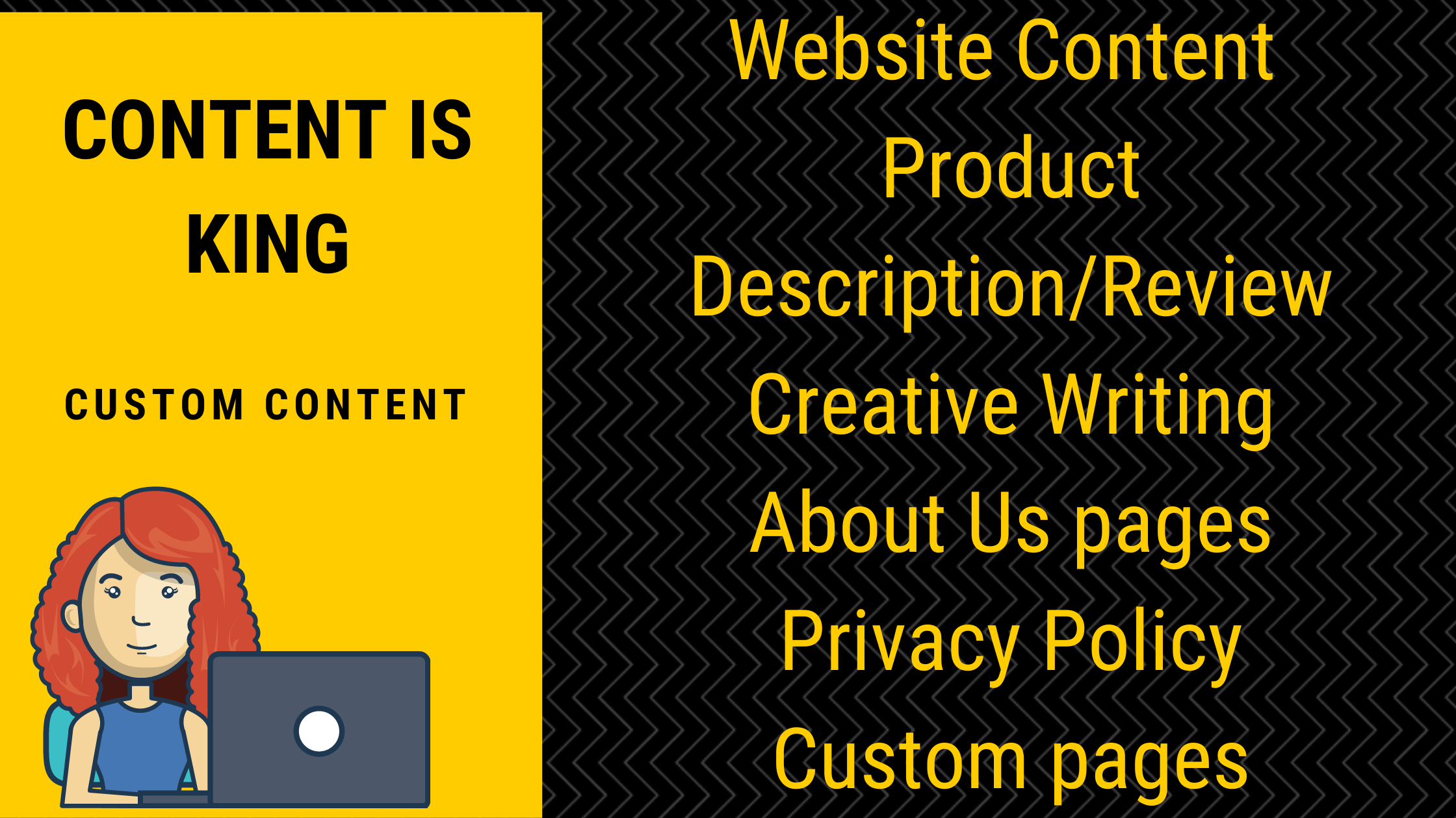 I will Write 500 words of SEO friendly content for your website or anything else