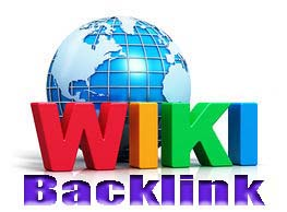 Submit 330+ High Quality Wiki articles contextual backlinks
