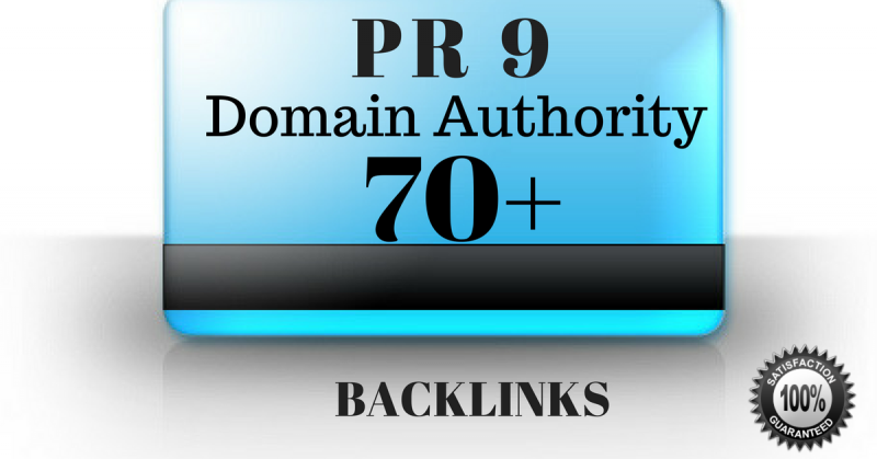 Submit PR9 - Domain Authority 70+ HQ backlinks