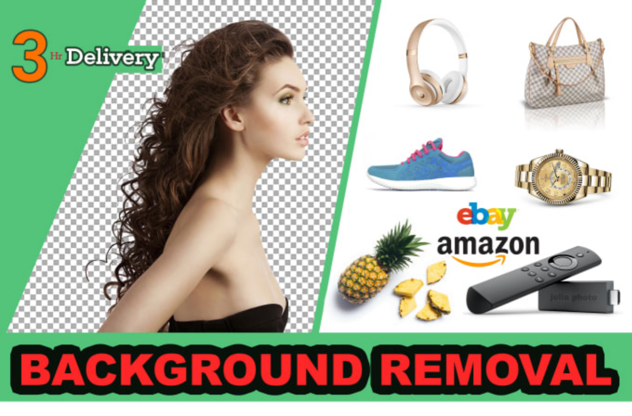 I will do background removal 20 images 3 hour quickly delivery