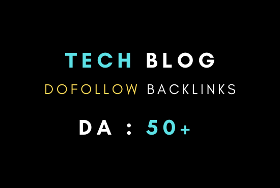 publish guest post on tech blog DA 60 and PA 56