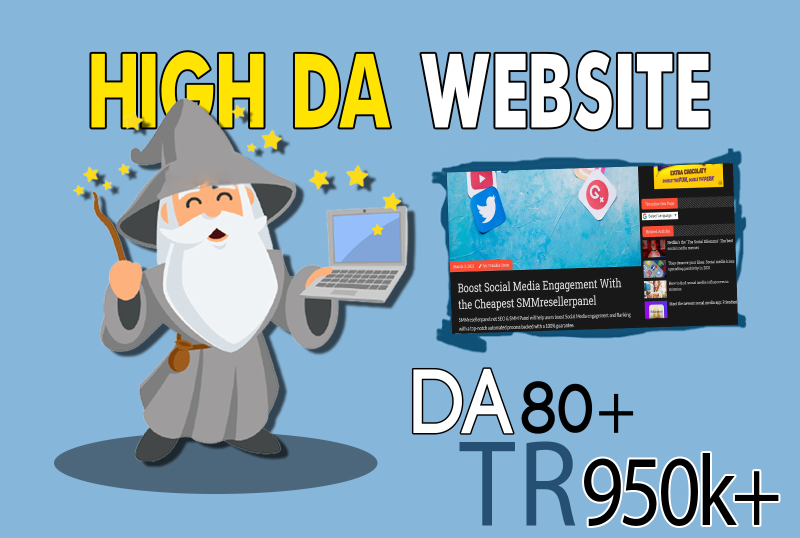 publish high quality SEO guest post with dofollow backlink on da 80 website