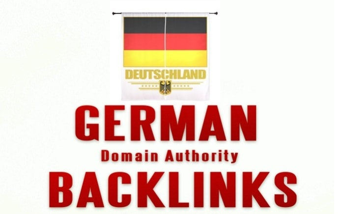 do 33 domain authority german backlinks