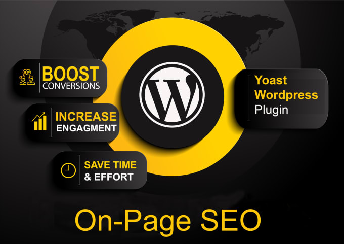 I will provide wordpress onpage seo service and technical optimization for 5 pages