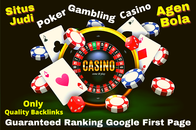Guaranteed Google 1st Page 16,000 Backlinks Pack Situs Judi Poker Gambling Casino Sports & Betting