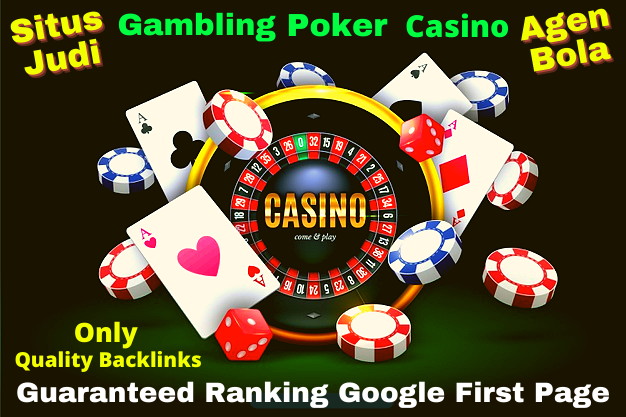 Guaranteed Google 1st Page 16,000 Backlinks Pack Situs Judi Poker Gambling Casino Sports & Betting