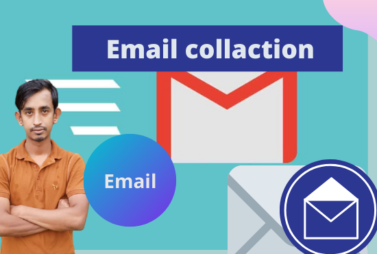 i will provide 100 unique email for promotion product or service