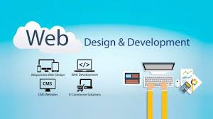 Design a beautiful website for you.