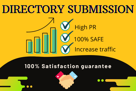 I will do 100 directory submission service manually