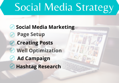 I want to be your Social Media manager and virtual assistant