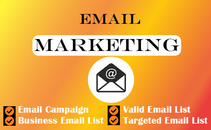 I will provide 1000 + verified consumer email list details for your business