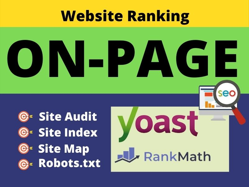 Best On-Page SEO Optimize WordPress website