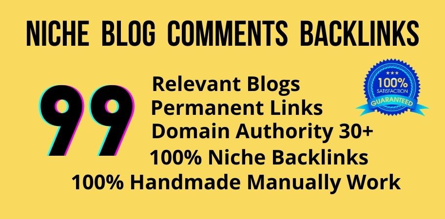 Create 99 Perfect Dofollow Blog Comments Backlinks