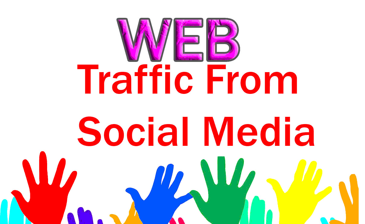 Real Human Traffic from Social Media for 15 days
