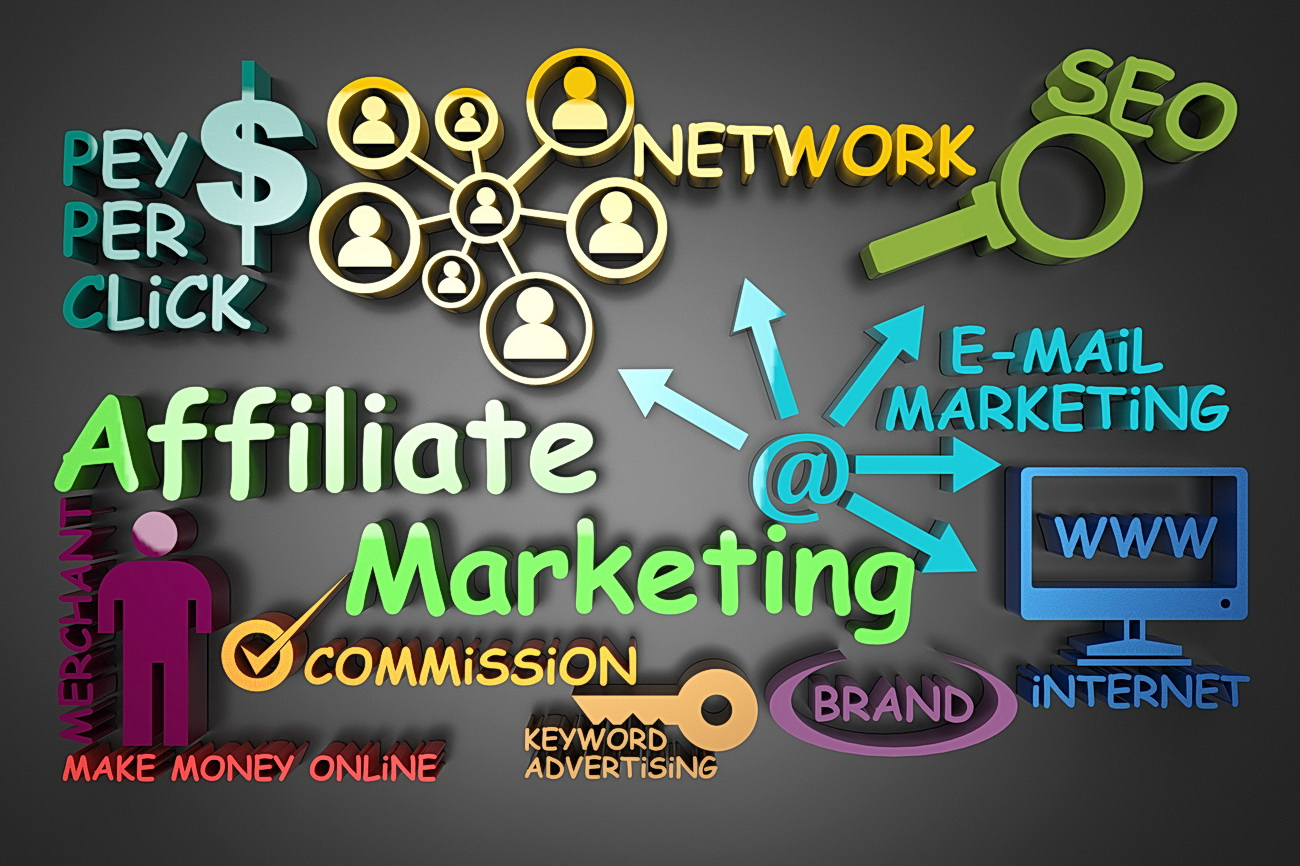 I will promote amazon products and do affiliate marketing
