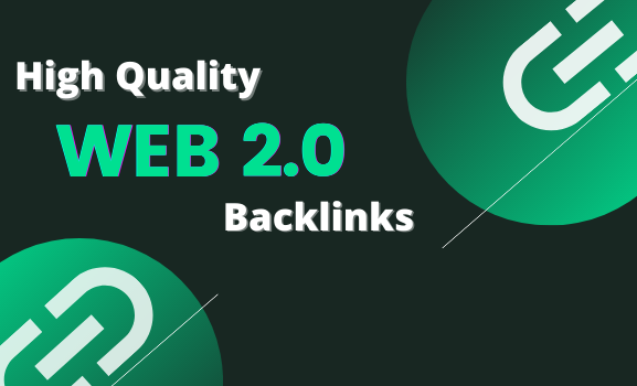 Rank Your Website with High Quality WEB 2.0 Permanent Backlinks