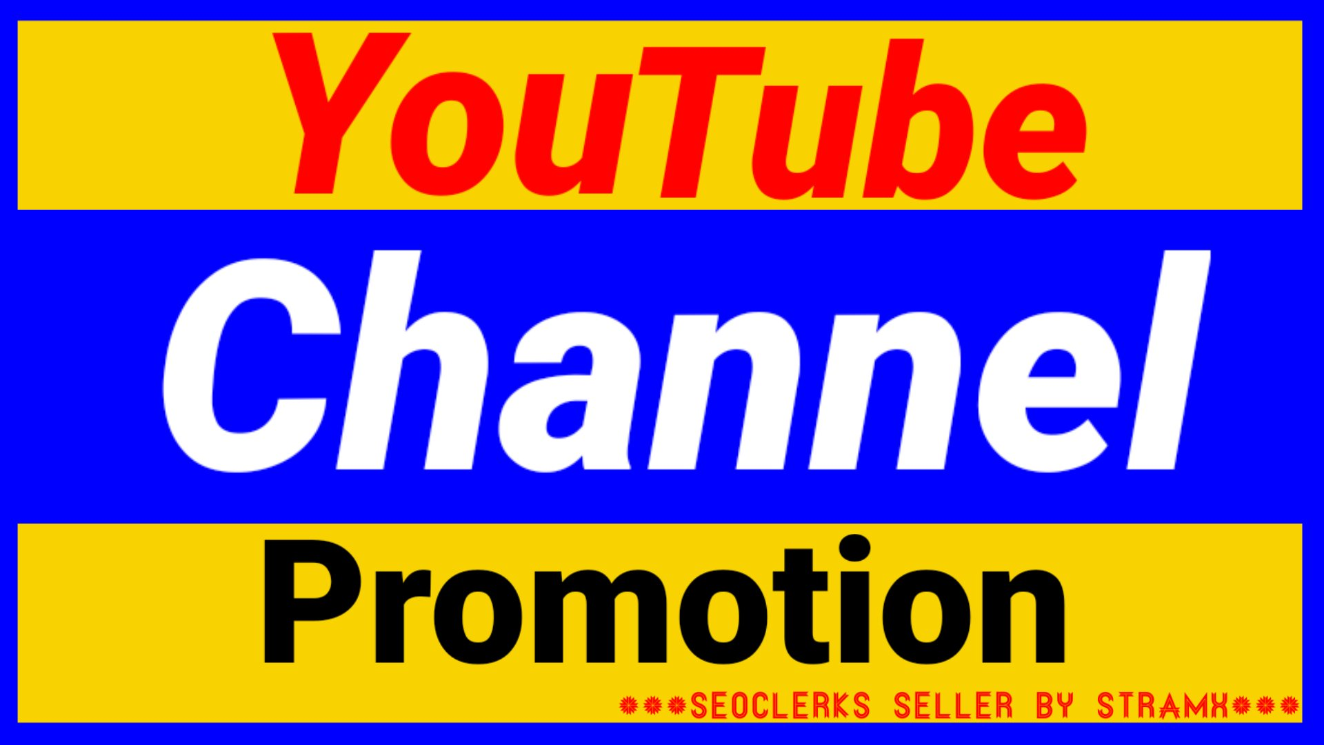 YOUTUBE VIDEO PROMOTION 12 HOURS FAST DELIVERY