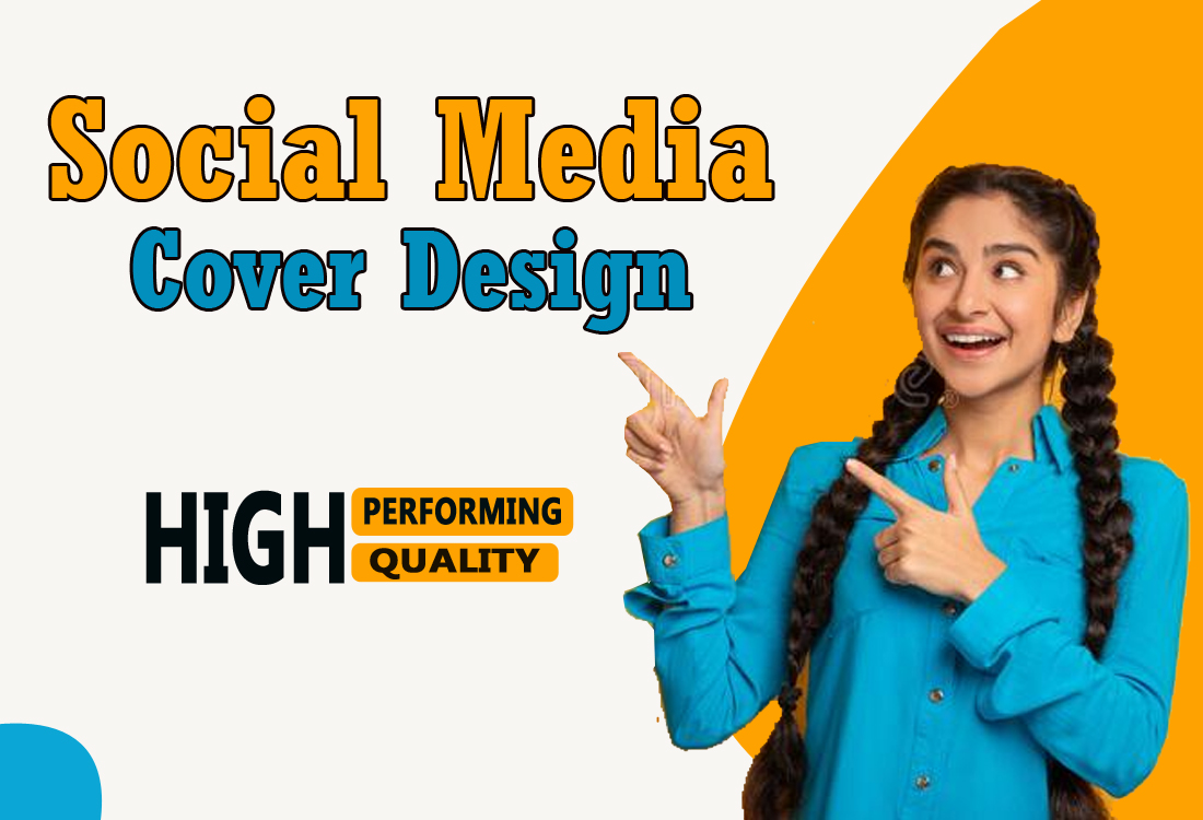I will design social media covers and banner