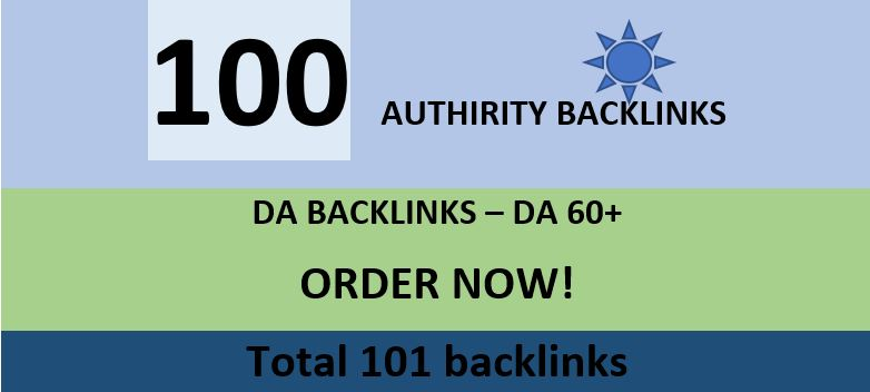 i will build high quality 70+ DA-DR dofollow backlink.