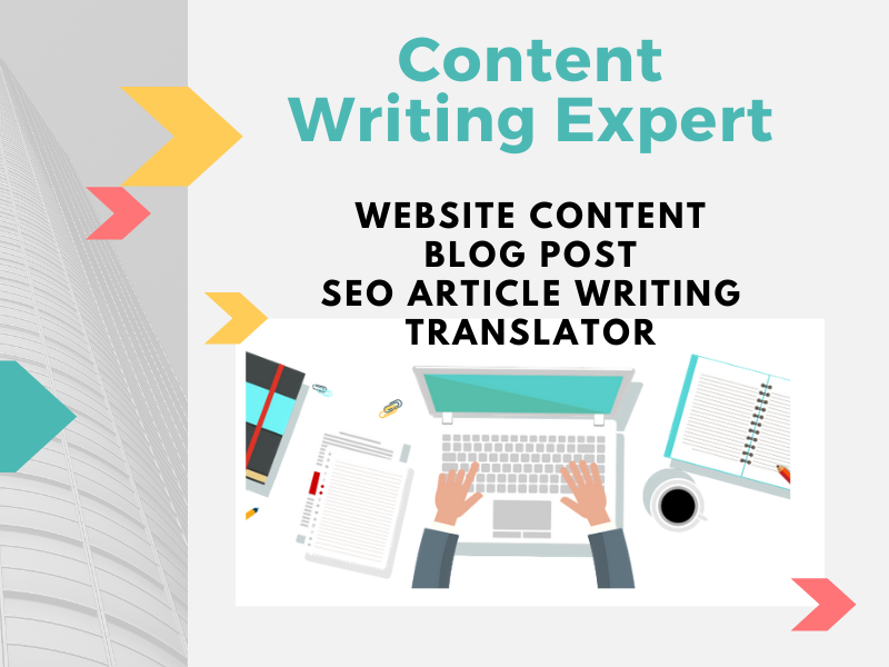 I will write 2000 words seo friendly article and blog posts