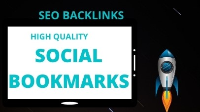 60 High QUALITY PR Social Bookmarking Backlinks For google rank