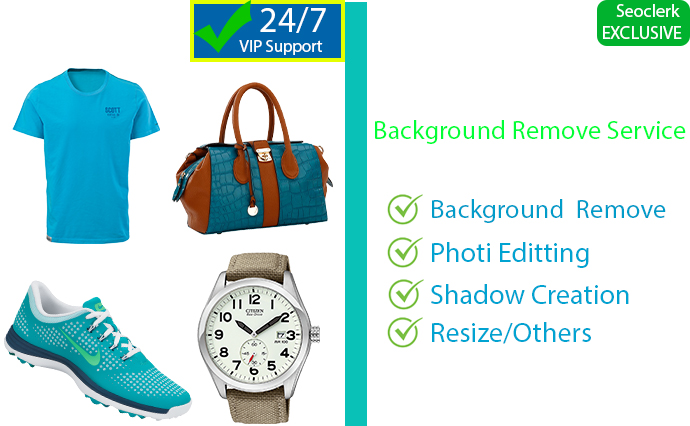 I Will do all background remove for product images