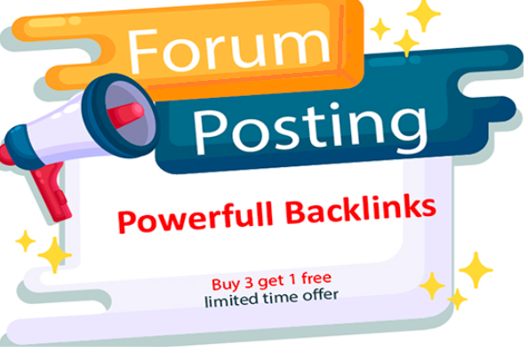 Create 5 High Da 30 to 50+ most powerful high quality backilnks