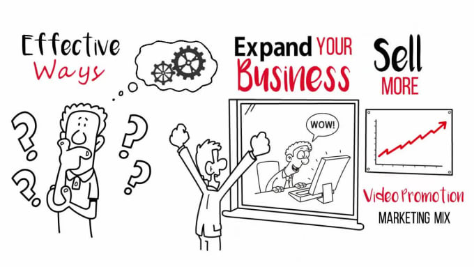 Get Animated Marketing Video for Business & Sales.