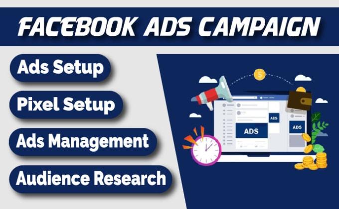 Best sales FACEBOOK & GOOGLE ADS CAMPAIGN
