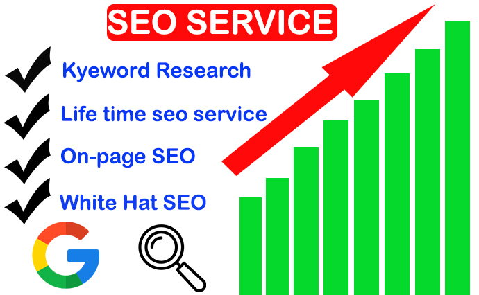 I will do promote business on google top page with full SEO