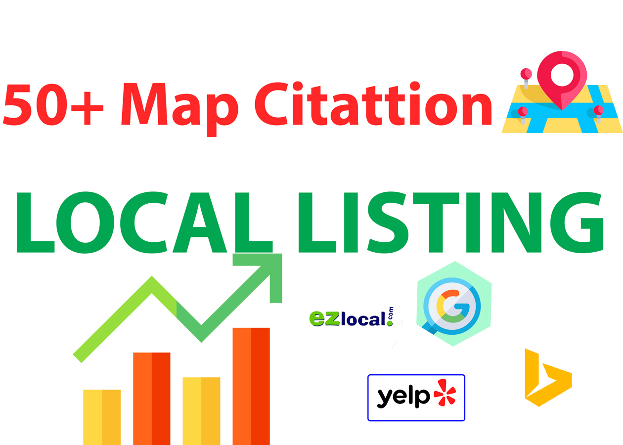 Local Listing/ Local Citation for Your Business