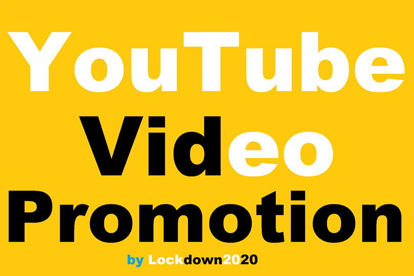 Safe YouTube Video High Quality And Social Promotion Marketing