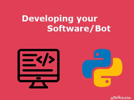 Developing your bot for bulk tasks